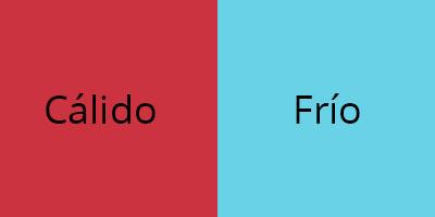 colores pagina web