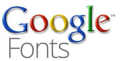 Mejores fuentes de google fonts