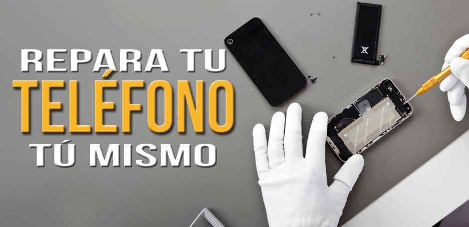 Aprende a arreglar tu móvil antes de comprar otro